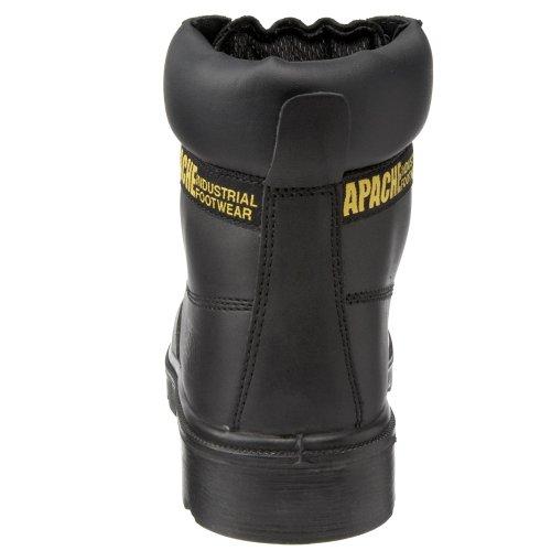 Sterling Safetywear Apache ap300, Chaussures de sécurité homme Noir (Noir - V.3)