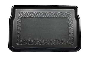 Bac de coffre antidérapant pour peugeot 208 hatchback mai 2012