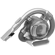 BLACK+DECKER PD1820LF-QW Dustbuster Flexi Scopa Ricaricabile 2 in 1,  con Aspiratore Portatile Separabile, al (Flessibile Broom)