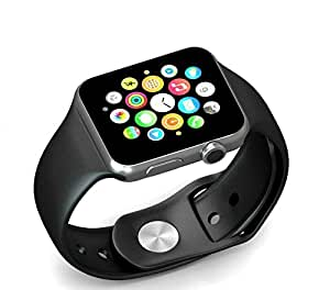 CloudTech CREO Mark 1 Compatible A1 Bluetooth Smart Watch Wrist Watch Phone with Camera & Hot Fashion New Arrival Best Selling Premium Quality Lowest Price with Apps like Facebook, Whatsapp