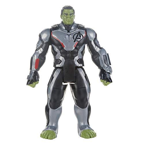 Avengers- Titan Hero Deluxe Hulk, (Hasbro E3304EU4)