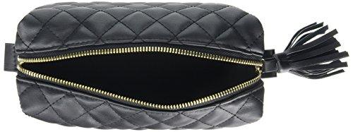 Pieces 17084360 Pochette Donna Nero (Black)