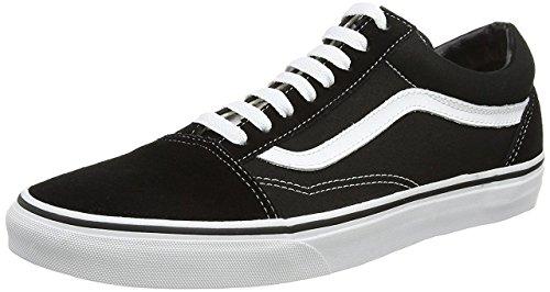 Preisvergleich Produktbild VansOld Skool - Old Skool(tm),  Klassiker Unisex-Erwachsene Herren,  (schwarz / weiß)
