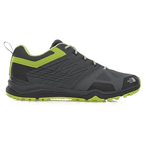 The North Face ndash; Chaussures de randonnée pour homme Ultra Fastpack II GTX - gris - Grey (Zinc Grey/Macaw Green),