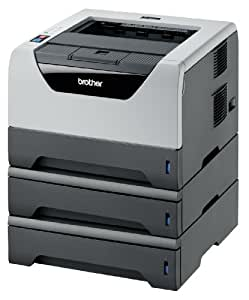 Brother HL-5350DN2LT Professioneller Monochrome Laserdrucker (1200 x 1200 dpi) grau