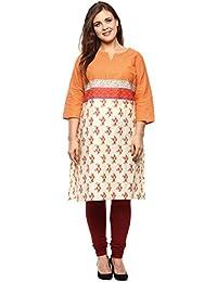 Alto Moda by Pantaloons Women's Flared Kurta
