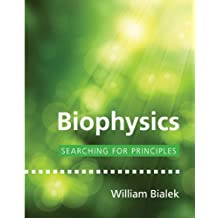 Biophysics: Searching for Principles