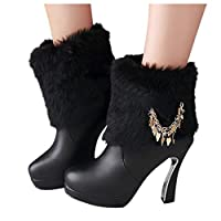 Tassel Short Boots for Women - Women