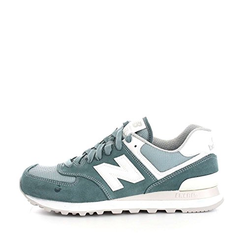 New Balance ML 574 SEG Schuhe citadel-grey-white - 40,5