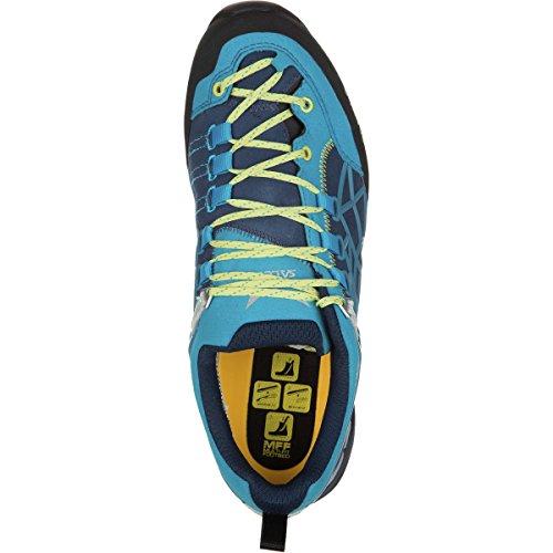 Salewa Ms Wildfire Pro Gtx, Chaussures de Sport Homme, Noir Bleu / noir (bleu marine / mimosa 0335)