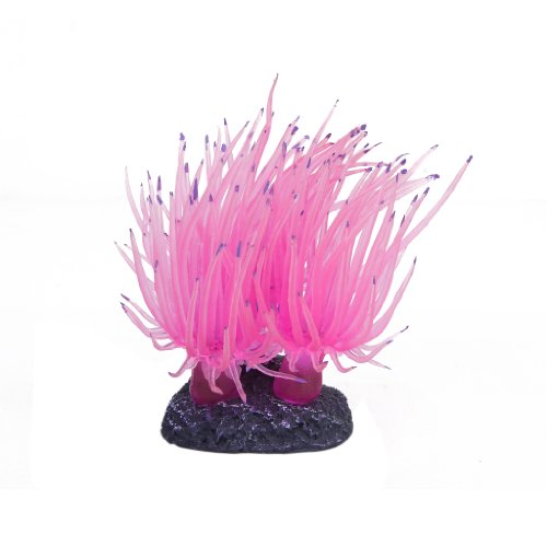 Künstliche gefälschte Koralle für Aquarium Dekoration (Rosa)
