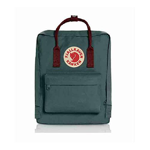Delamode zaini di marca svedese zaini scuola all'aperto portatili borse a spalla 20l-c34