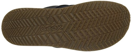 Geox U Artie B Herren Slipper Blau (Navyc4002)