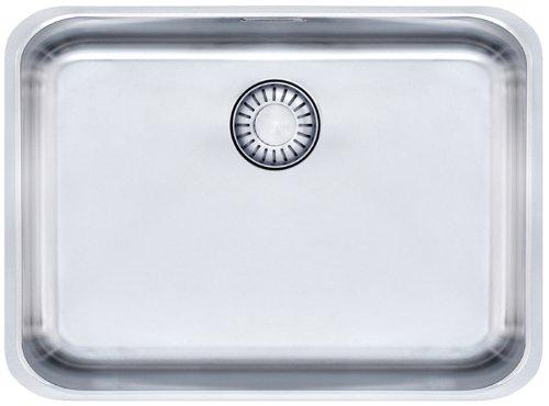 Franke ESA EOX 110–50/35in acciaio inox lavello grande da cucina lavandino da incasso bacino