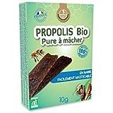 Propos Nature - Propolis Pure À Mcher Bio (Certifiée Ab) - Contenance : 10G