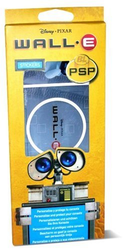 Indeca Wall-E PSP Sticker (PSP)