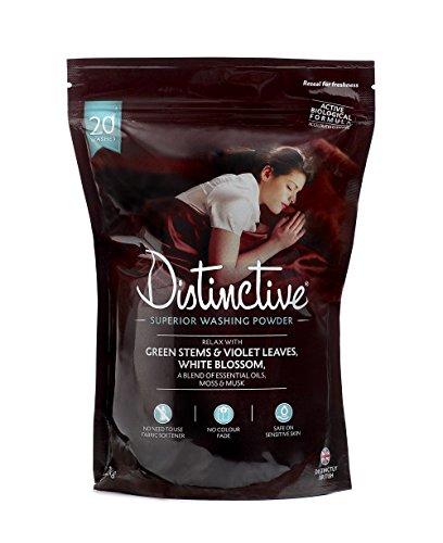 Distinctive Waschpulver / Color- & Feinwäschezum / Entspannen und für einen guten Schla (1) EINWEG