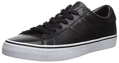 fbc02fb9fe0 POLO RALPH LAUREN Men s Sayer Sneaker  Amazon.co.uk  Shoes   Bags