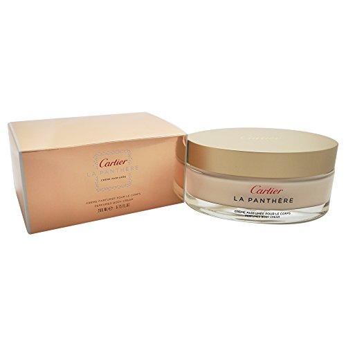 Cartier La Panthère Crème Parfumée Pour Le Corps, 1er Pack (1 X 200 ml) (De Creme La Corps)