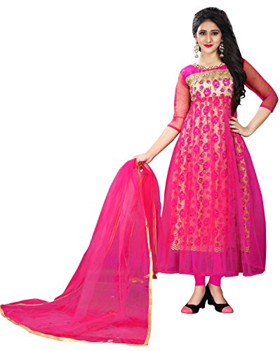 Today Best Offer New Collection Fancy And Party Wear Floral Printed Anarkali...
