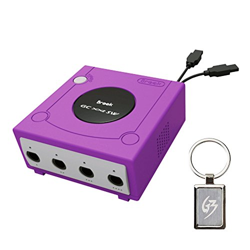 Gam3Gear Brook GameCube GC para SW Adaptador para Nintendo Switch Supe