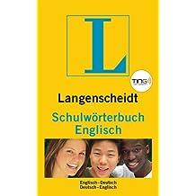 Langenscheidt Schulwörterbuch Englisch TING - Buch (TING-Ausgabe): Englisch-Deutsch/Deutsch-Englisch (Langenscheidt Schulwörterbücher)