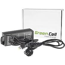 Green Cell® Cargador Notebook CA Adaptador para Lenovo Yoga 500-15IBD 80N6 Ordenador (Salida: 20V 3.25A 65W, Dimensiones de la clavija: Slim con el perno adentro) Laptop Cable de Alimentación para PC Portátil