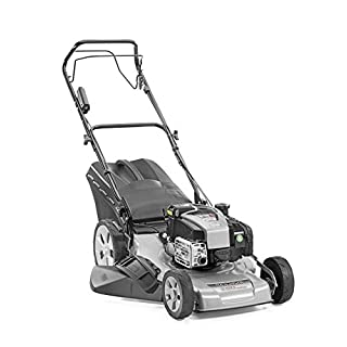 Mountfield 295546628/AMZ / 534 WSQE-B Petrol Rotary Lawnmower, Grey