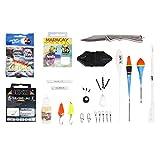 MiRoeFishing Multimontagen Forellenset Deluxe Spoonset Angelset I spezielle Produkte für Diverse...