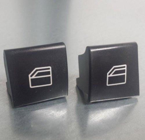Preisvergleich Produktbild 2x Für A B Klasse W169 W245 Fensterheber Schalter Knopf vorne links