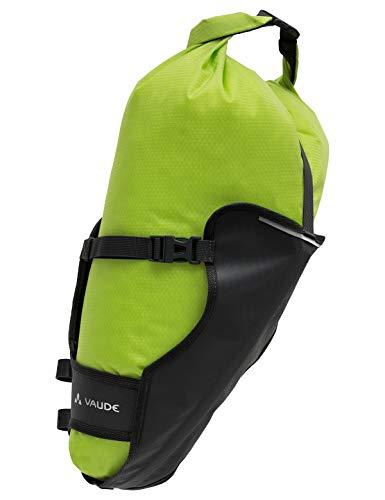 VAUDE Trailsaddle Sporttasche, 48 cm, 12 Liter, Black/Green