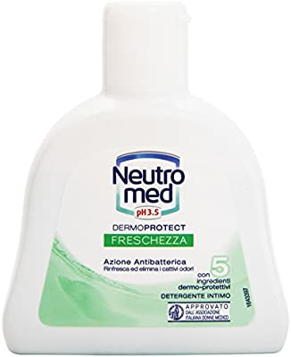 Neutromed - Jabón Intimo - Acción antibacteriana - 200 ml