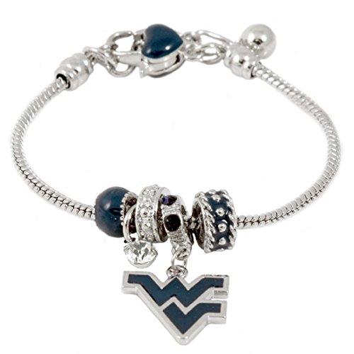 Sorority Kostüm - West Virginia Bergsteiger MVP Charme Armband