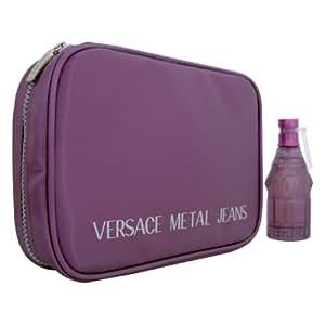 Versace -Metal Jeans Woman -Femme - 75ml