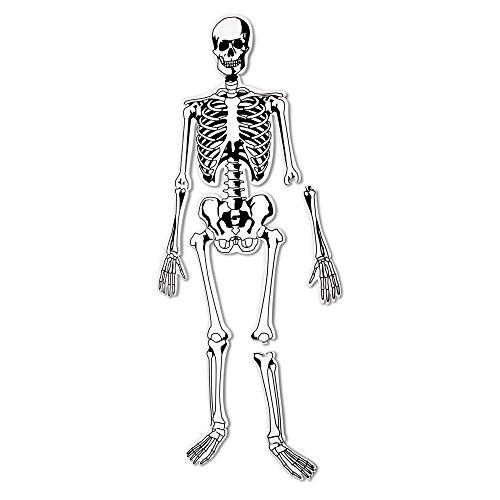 Learning Resources LER3332 Bodenpuzzle Skelett aus Schaumstoff