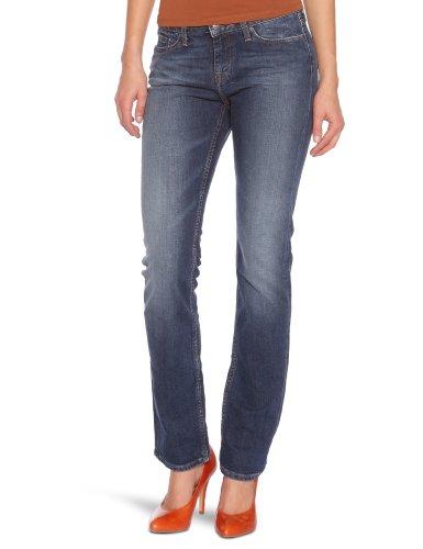 Tommy Hilfiger Damen Straight Leg Jeanshose ROME SLL, Gr. W25/L32, Blau (ABSOLUTE BLUE WAS Preisvergleich
