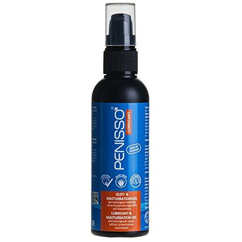 Lubricante Penisso - Lubricante de alta calidad y gel de masturbación - 100 ml - Aloe Vera
