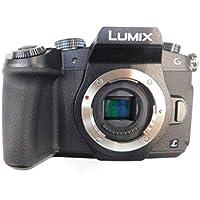 Panasonic Lumix DMC-G81EG-K Systemkamera (16 MP, 4K, Dual I.S., OLED-Sucher, Hybrid Kontrast AF, 7,5 cm Touch, Wifi, schwarz)