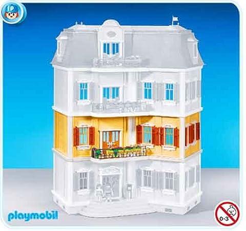 Grande Maison Playmobil - PLAYMOBIL 7483 - Etage supplémentaire pour Maison