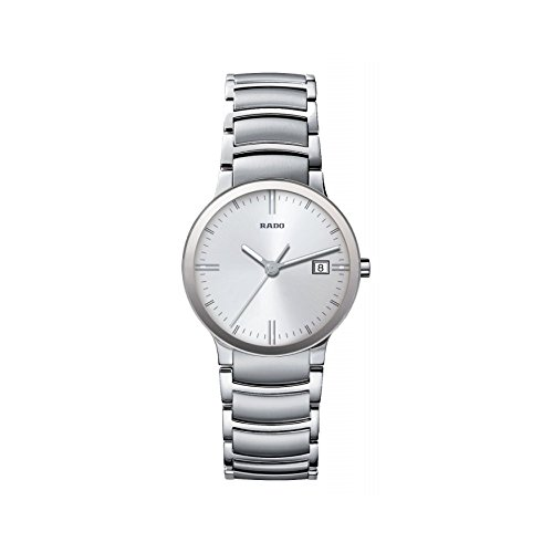 Rado R30927103 - Orologio da polso da uomo, cinturino in acciaio inox colore argento