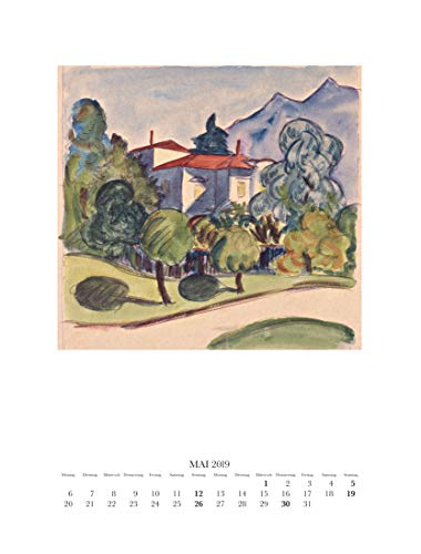 Hermann Hesse Kalender 2019 - 2