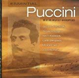 Essential Puccini [Import anglais]