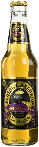 Virgil's Flying Cauldron Butterscotch Birra senza Alcool - 35