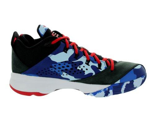 Nike Cp3 Vii Basketball-Schuh-Grö�e Black/Sprt Rd/Chmbry Bl/Gm Ryl