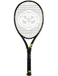Duruss Chrysolite Raqueta de Tenis, Unisex Adulto, Amarillo, G2