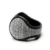 ZTMN Foldable plush earmuffs with unisex earmuffs