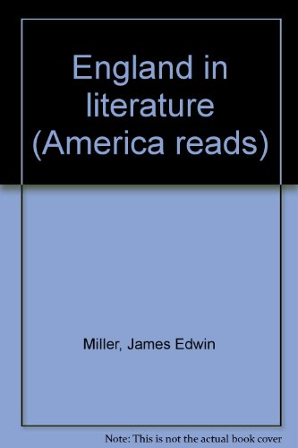 Title: England in literature America reads
