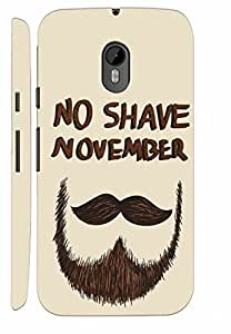 KALAKAAR Printed Back Cover for Motorola Moto G (3rd gen),Hard,HD Matte Quality,Lifetime Print Warrenty
