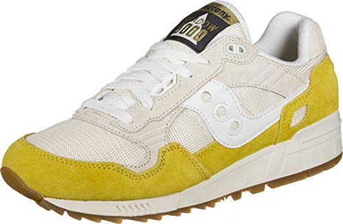 Saucony Shadow 5000 Vintage Schuhe Yellow/tan/White - Saucony-shadow