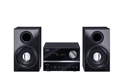 Mac Audio MMC 200, Mikro-Anlage mit Bluetooth, CD und RDS-Tuner